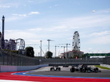 Mercedes start strong in Sochi ahead of penalty-hit duo Verstappen and Leclerc