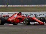 Raikkonen racks up first SF70-H mileage