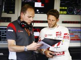 Romain Grosjean 'fed up' with focus on his radio messages to Haas