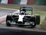 FP2: Hamilton quickest amid red flags and crashes