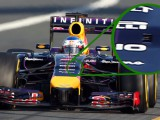 Red Bull forced to mount camera outside chassis