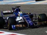 Marcus Ericsson encouraged by Sauber tyre progress at test