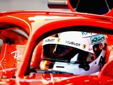 FP3: Vettel hits the front with late slick run