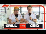 Video: McLaren's Fernando Alonso and Stoffel Vandoorne | Grill the Grid: Truth or Lie?
