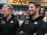 Grosjean: I wasn't to blame for K-Mag crash