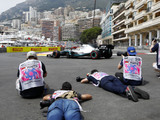 Monaco allows work on track to continue
