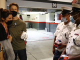 Grosjean receives family blessing to continue racing