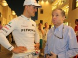 Todt watched Brazil GP with Michael Schumacher