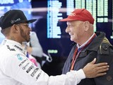 Mercedes F1's Niki Lauda clarifies Lewis Hamilton 'lie' comments