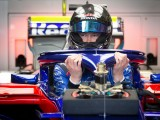 Kvyat 'comfortable and confident'