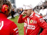 Vettel slams media over team order questions