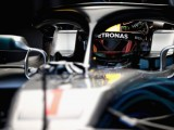 Hamilton dislikes carrying the number '1'