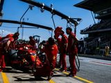 Wolff Understands Ferrari's Thinking About Vettel's Second Pit Stop