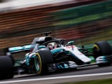Hamilton fastest in second practice for Spanish GP