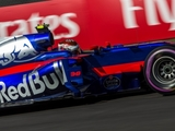 Gelael hails 'great chemistry' with Toro Rosso