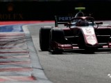 De Vries takes F2 pole as Norris edges title rival Russell at Sochi