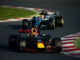 Vettel says Hamilton being held up by Verstappen key to F1 win