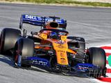 Sainz 'very cautious' about headline F1 test time