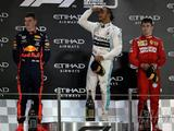 F1 youngsters can fill void when Hamilton retires - Carey