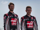 Haas to retain Grosjean and Magnussen