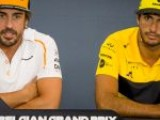 Sainz reveals lengthy McLaren contact