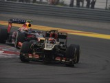 Lotus apologises for Raikkonen call