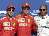 Hamilton refuses to rule out Ferrari move