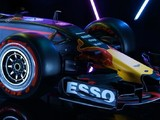 What is the nose duct on Red Bull's 2017 F1 car for?