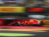 Vettel: Tyres are 'on the limit' in Mexico