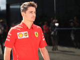 I'm prepared to drive less aggressively to help tyres – Charles Leclerc