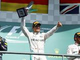Rosberg on Hamilton's drive to third: 'What! Seriously?'