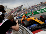 Norris lets slip McLaren launch date in live stream