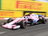"""Very Intense Qualifying"" For Ninth Place Perez"