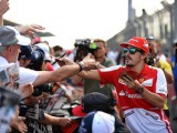 Alonso hopes for faster Ferrari 'after the summer'