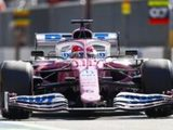 """Sergio Perez: """"I'm surprised with how competitive we were in qualifying"""""""