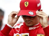Leclerc unfazed by 'pressure' of being a Ferrari driver
