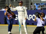 Toto Wolff: Lewis Hamilton's Singapore pole lap will 'go down in the history books'