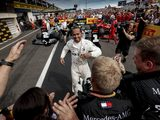 Wolff sings the praises of 'better Lewis'