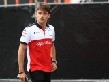 Charles Leclerc fired up for Monza after Spa disappointment