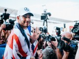 Why Hamilton didn't celebrate drivers' title in Mexico
