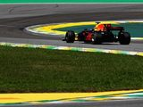 "Ricciardo enjoyed Brazilian Grand Prix full of ""good fights"""