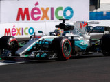 Mexican GP: Practice notes - Mercedes