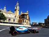 Russell Pleased with Qualifying Effort Despite Tough Weekend so far in Baku