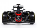 First glimpse of the revised McLaren livery