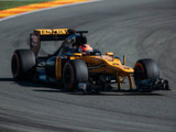 Kubica back in F1 action