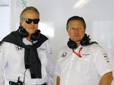 Interview with McLaren Formula 1 team's Mansour Ojjeh