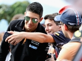 Ocon blocks Perez fans on Twitter