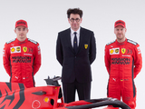 Vettel and Leclerc on 'same level' for 2020 season