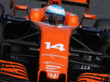 McLaren on pole for F1 board seat