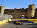 Sainz 'far away from being comfortable' with the car after Azerbaijan Practice Day